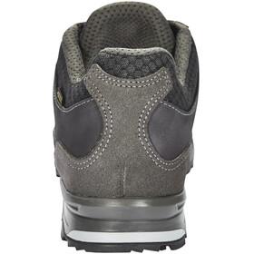 Hanwag Robin Light GTX Shoes Men asphalt/black